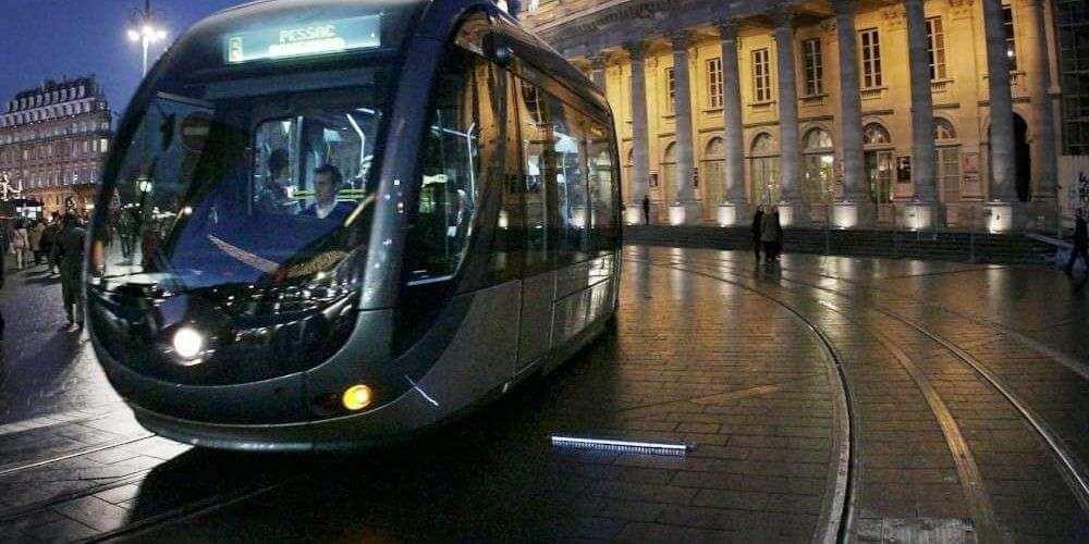 Tramway Bordeaux Métropole