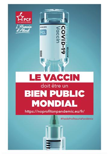 Le Vaccin - Bien Public Mondial