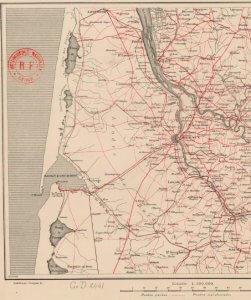 Plan Ligne LesparreSt-Symphorien1896