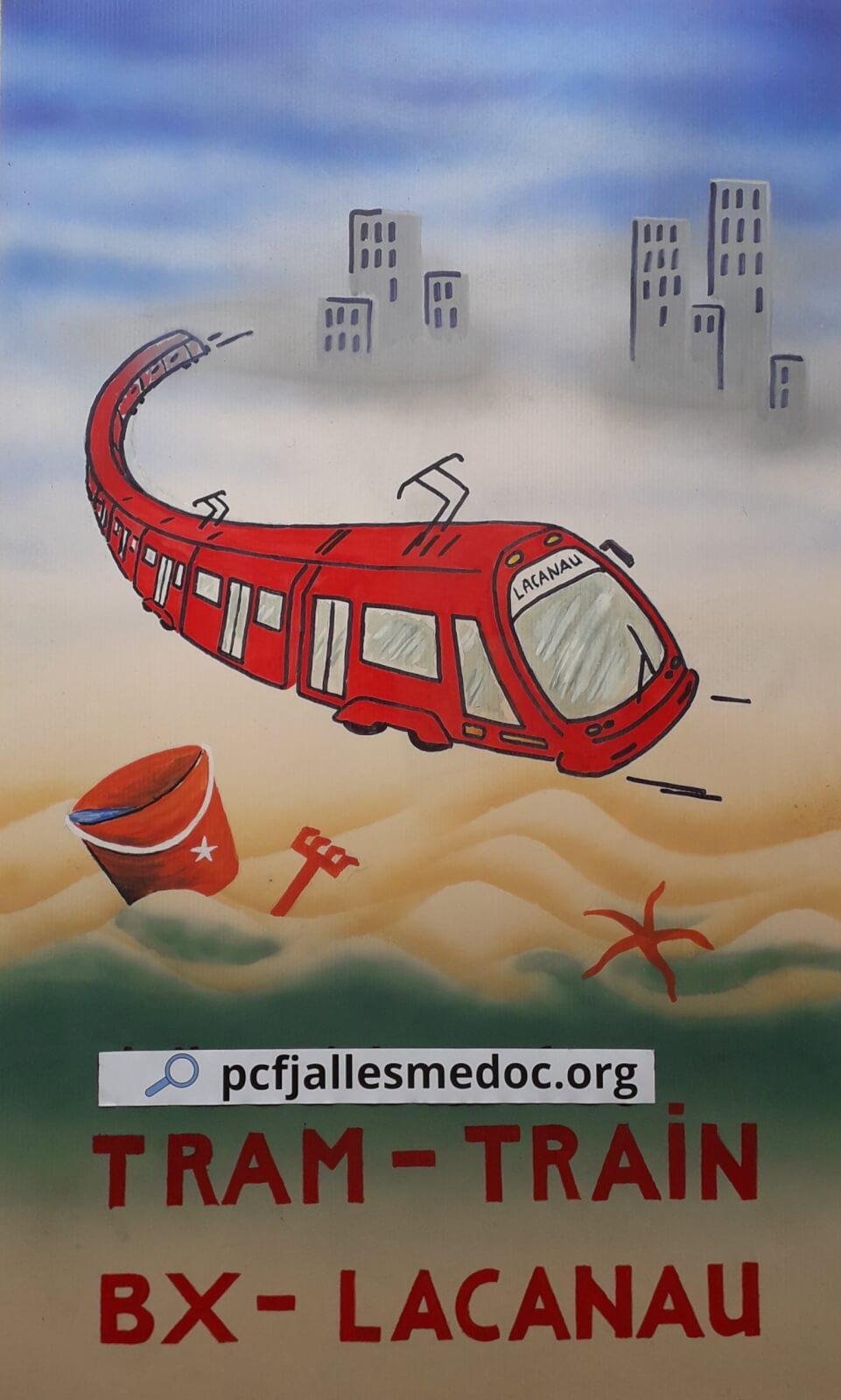 Tram-Train Bordeaux-Lacanau